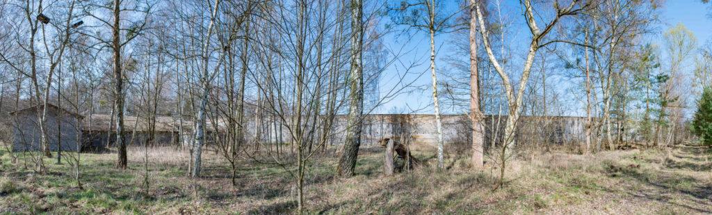 Das Aussengelände der ehemaligen Lagergärtnerei. Foto: Christoph Löffler, Berlin